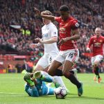 Manchester United vs Swansea 1-1 Highlights