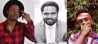 Top 4 Nigerian Music Producers That Are Proven Singers