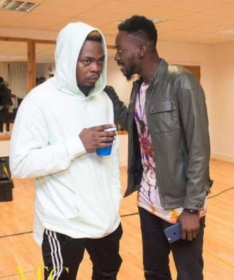 End Of The Road As Adekunle Gold And Olamide Finally Part Ways