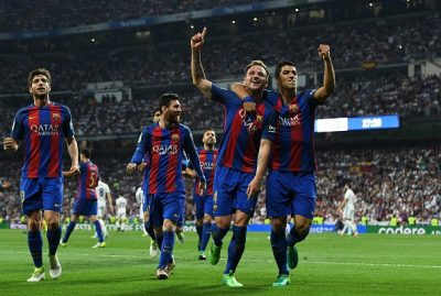 La Liga: Real Madrid vs Barcelona 2 - 3 [HIGHLIGHTS DOWNLOAD]