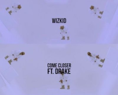 """Wizkid Strikes A Beam With Drake On """"Come Closer"""""""
