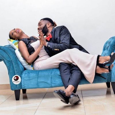 Comedian, Woli Arole Shares Lovely Pre-Wedding Photos