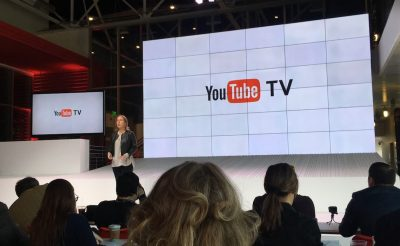 YouTube TV Launches Out With 50 Channels For $35 Per Month
