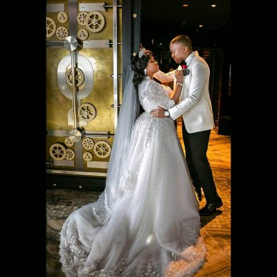 Toolz Shares Powerful Message To Mark Her Wedding Anniversary