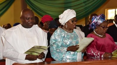 Governor Ambode Sacks Chaplain 24 Hours After Sunday Service