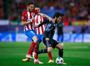Atletico Madrid vs Real Madrid 2-1 Hightligts