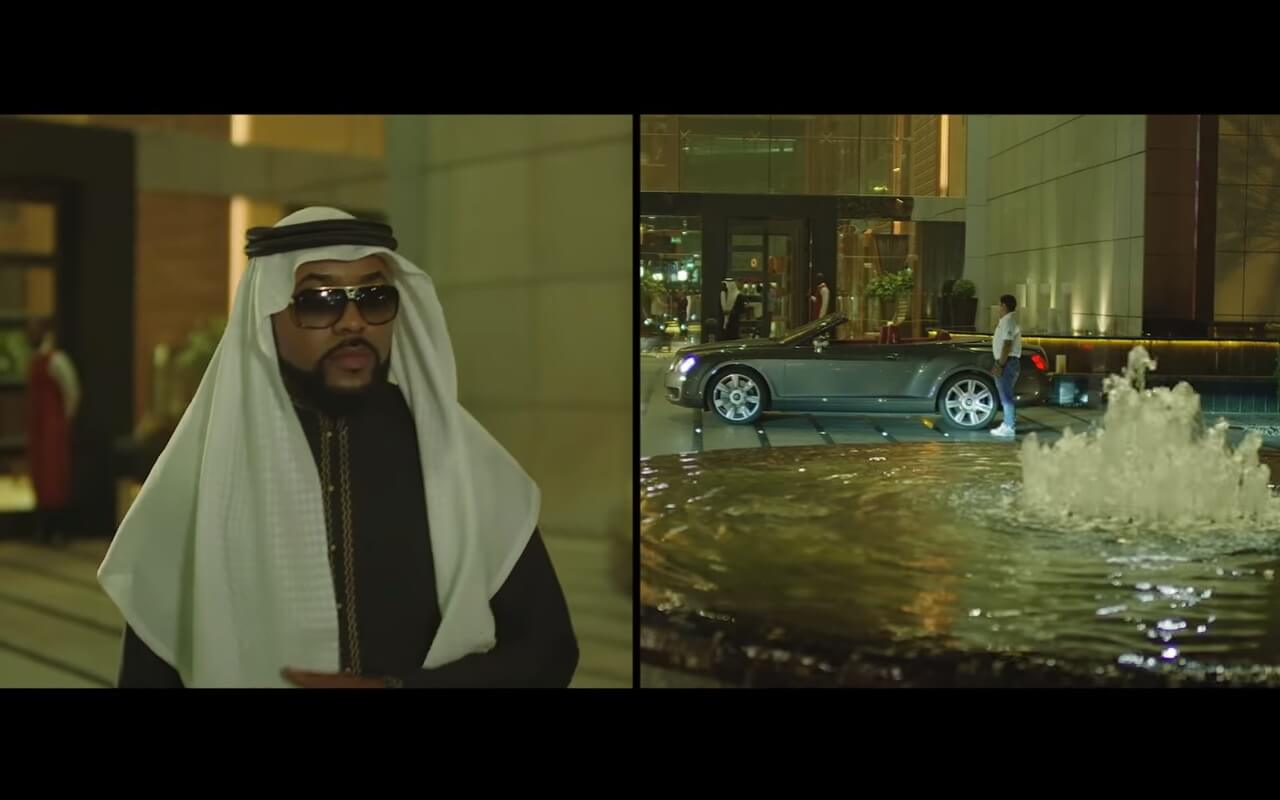 With Love From Dubai, Banky W Releases Self-Directed Video To 'Kololo'