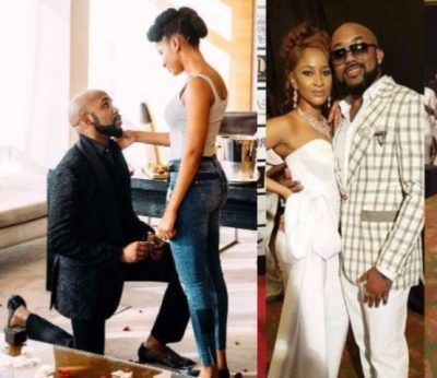 Banky W & Adesua Etomi: From Chemistry To Engagement [The Love Like A Movie Story]