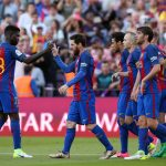 Barcelona vs Villarreal 4-1 Highlights