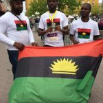 Biafra Represented At Stockholm Marathon In Sweden