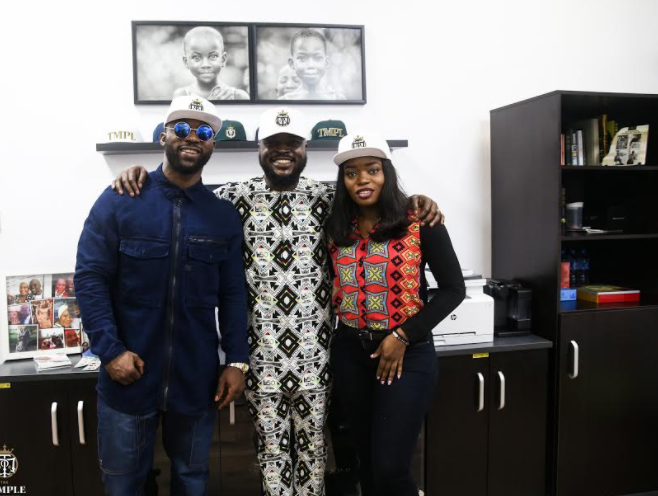 Bisola Reunites With Iyanya, Signs New Management Deal