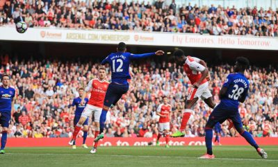 Premier League: Arsenal vs Manchester United 2 - 0 [HIGHLIGHTS DOWNLOAD]