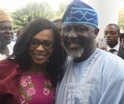 See What Tboss Has To Say About Her Relationship With Dino Melaye