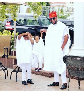 Children's Day Celebration: E-money Shows Off His Adorable Kids [PHOTOS]