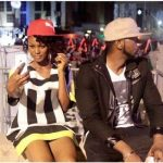 Eva Alordiah and fiance, Caesar