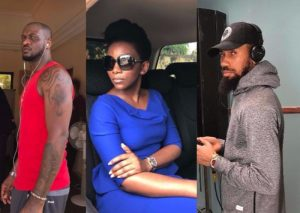 """Peter Of P Square, Phyno Star In Genevieve's New Movie, """"Lion Heart"""""""