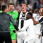 Juventus vs Monaco 2-1 Highlights