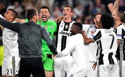 Champions League: Juventus vs Monaco 2 - 1 [HIGHLIGHTS DOWNLOAD]
