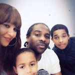 Ogbonna Kanu's Ex-Wife Shares Recent Photos With Him And Their Kids