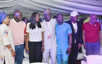 Lagos At 50: Ambode Hosts KSA, Banky W, Others At Golden Jubilee Concert