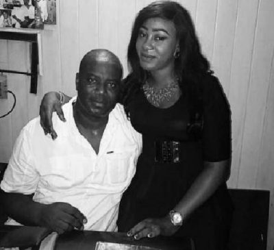 Mercy Aigbe's Estranged Husband, Lanre Gentry Shows Off His 'New Love'