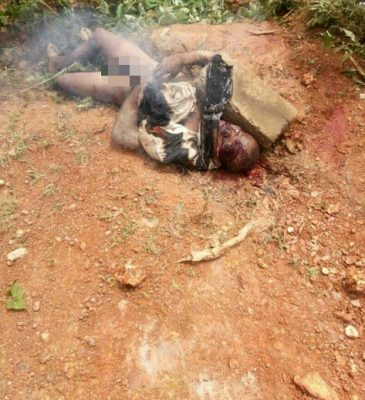 Ghanaians Demand Justice For Soldier Lynched And Burnt To Death