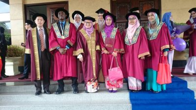 Nigerian Graduates As Best Student With PhD In Nuclear Energy From Malaysia