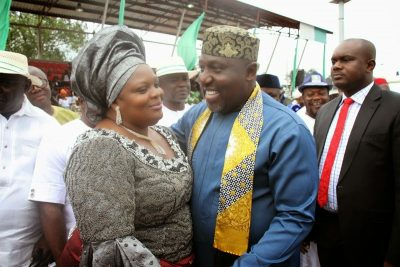 Okorocha Rejects Daughter's Appointment Into Imo State Education Board