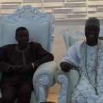 Ooni of Ife and Pastor Adeboye