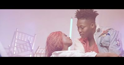 Reekado Banks Move ft Vanessa Mdee