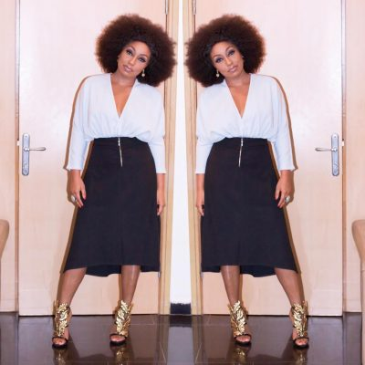 Rita Dominic In Her Shades Of Style