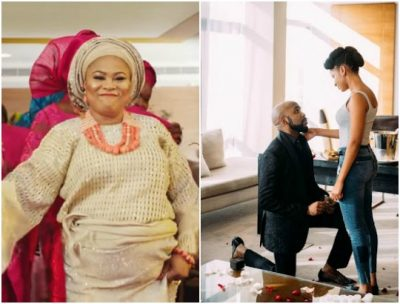 Sola Sobowale on Adesua and Banky W engagement