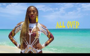 OFFICIAL VIDEO: Tiwa Savage – All Over