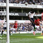 Tottenham vs Man United 2-1 Highlights