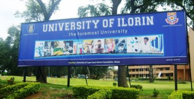 UNILORIN Admission: 10,000 Will Be Admitted Out Of 104,000 Candidates For 2017/2018