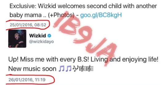 Wizkid Finally Admits To Having More Than A Child [See]