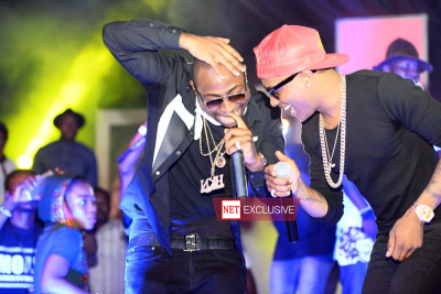 Davido And Wizkid Unfollow Each Other On Instagram!