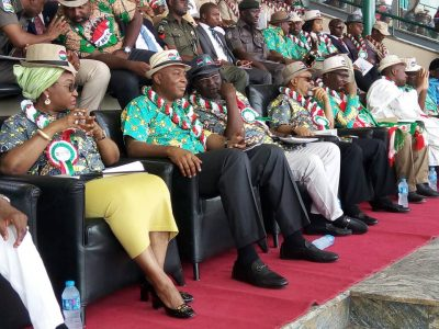 Again, President Buhari Absent At Workers' Day Celebration