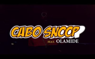 OFFICIAL VIDEO: Cabo Snoop - Awaa ft. Olamide