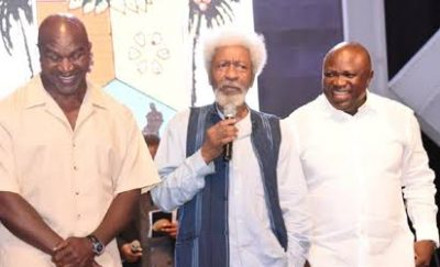 How Tinubu Refused To Show Up For Fight Against Evander Holyfield