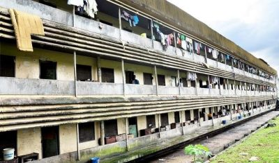 Ooh! Check Out The Pathetic State Of OAU Male Hostel