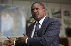 See How Dangote Reacted To Igbo Quit Notice