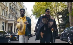DJ Xclusive – As E Dey Hot featuring Mr Eazi, Flavour