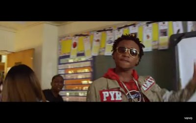 VIDEO: Ayo Jay - The Vibe