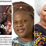 Gbenga Adewusi Under Fire For Promoting Moji Olaiya's 'Canada To Grave' Movie
