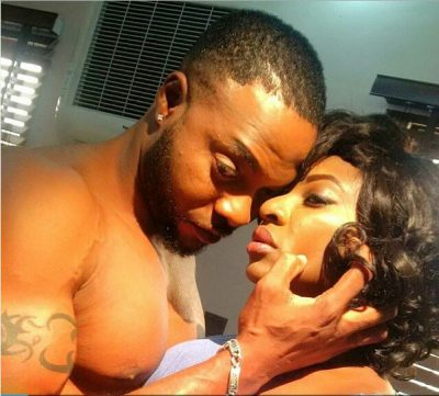 Bolanle Ninalowo: Nollywood Actor With Hot Bod Bares It All