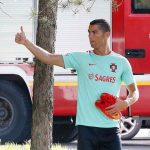 Ronaldo Exits Confederation Cup To Welcome His Newborn Twins