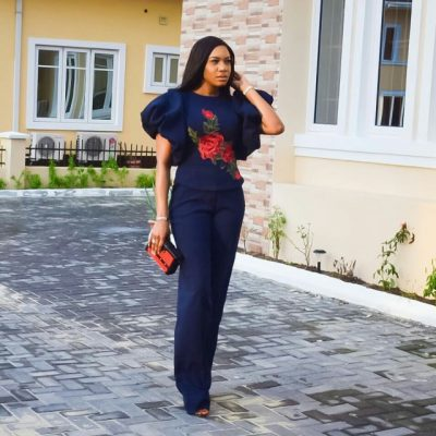 Chika Ike Looking Delightful In New Pictures