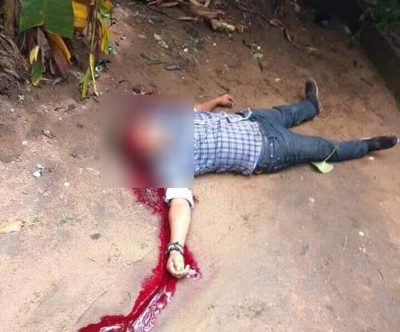 Young Man Gunned Down By Suspected Cultists In Calabar
