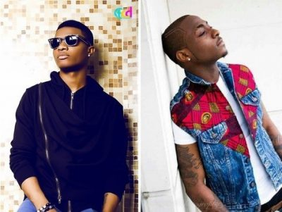 Oops! Davido Shades WizKid's 'Sounds From The Other Side'